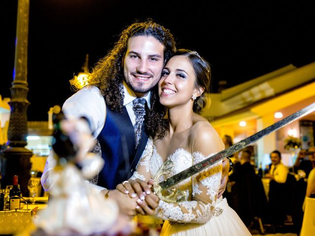 La boda de Estefanía y Benjamín