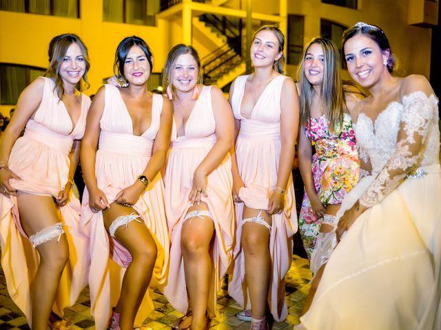 La boda de Benjamín y Estefanía en Granja De Torrehermosa, Badajoz 34