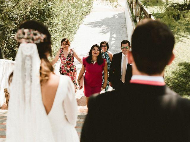 La boda de Juanma y Elena en Mérida, Badajoz 28