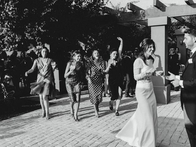 La boda de Juanma y Elena en Mérida, Badajoz 43