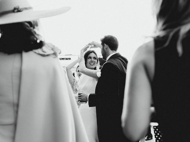 La boda de Juanma y Elena en Mérida, Badajoz 46