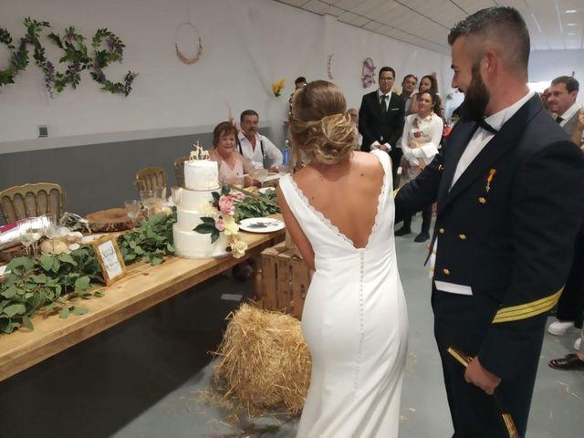 La boda de Alberto y Lourdes en Talarrubias, Badajoz 1