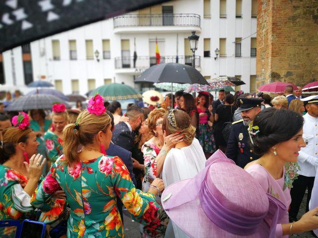 La boda de Alberto y Lourdes en Talarrubias, Badajoz 5