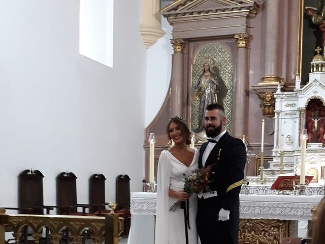 La boda de Alberto y Lourdes en Talarrubias, Badajoz 6