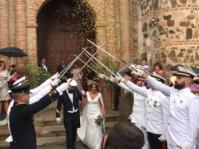 La boda de Alberto y Lourdes en Talarrubias, Badajoz 2