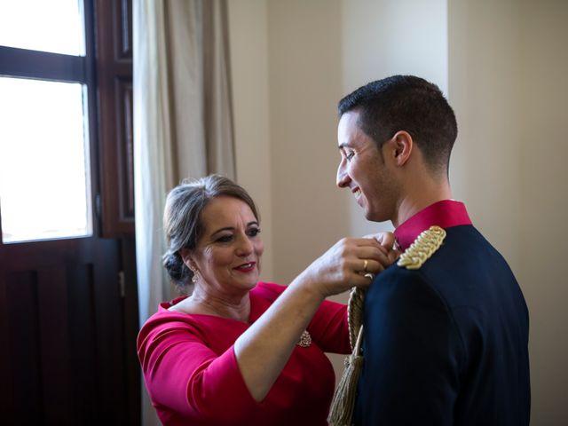 La boda de Saúl y Encarni en Santafe, Granada 5