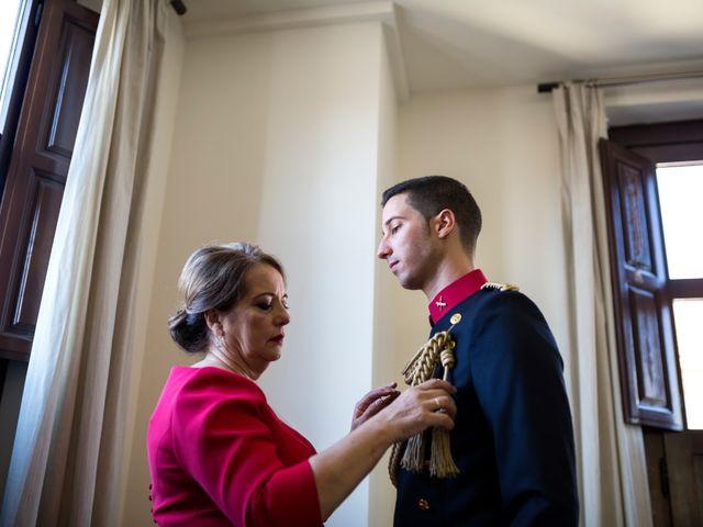 La boda de Saúl y Encarni en Santafe, Granada 6
