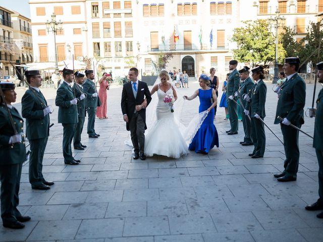 La boda de Saúl y Encarni en Santafe, Granada 34