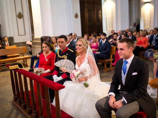 La boda de Saúl y Encarni en Santafe, Granada 35