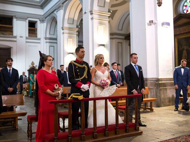 La boda de Saúl y Encarni en Santafe, Granada 37