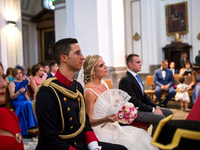 La boda de Saúl y Encarni en Santafe, Granada 38