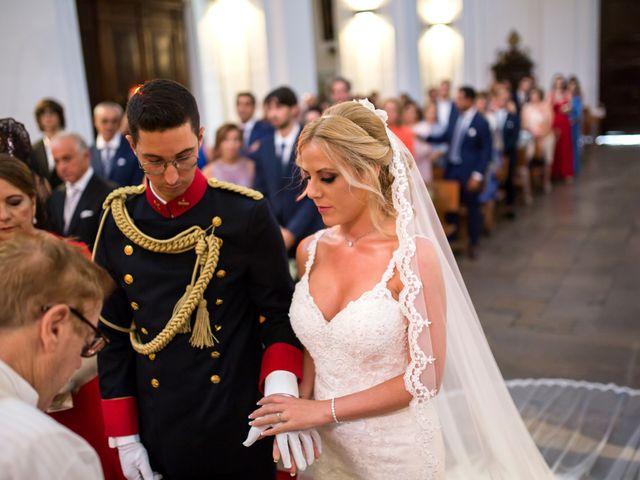 La boda de Saúl y Encarni en Santafe, Granada 40