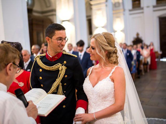 La boda de Saúl y Encarni en Santafe, Granada 42