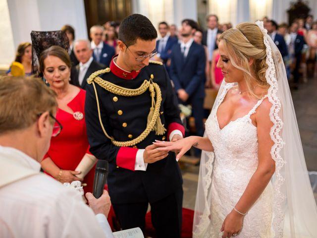 La boda de Saúl y Encarni en Santafe, Granada 43