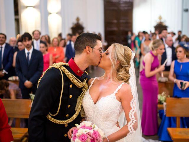 La boda de Saúl y Encarni en Santafe, Granada 45