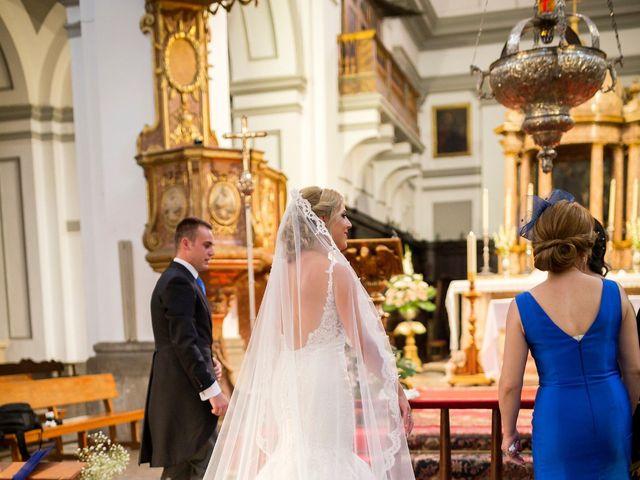 La boda de Saúl y Encarni en Santafe, Granada 46