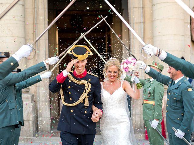 La boda de Saúl y Encarni en Santafe, Granada 48