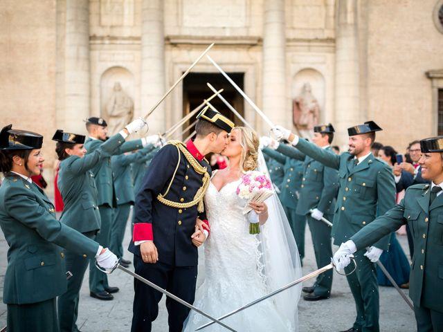La boda de Encarni y Saúl
