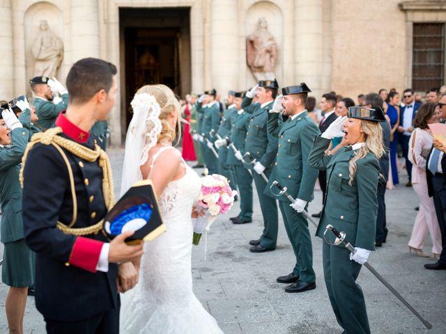 La boda de Saúl y Encarni en Santafe, Granada 50