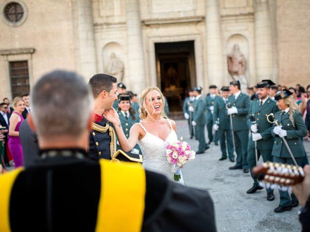 La boda de Saúl y Encarni en Santafe, Granada 51