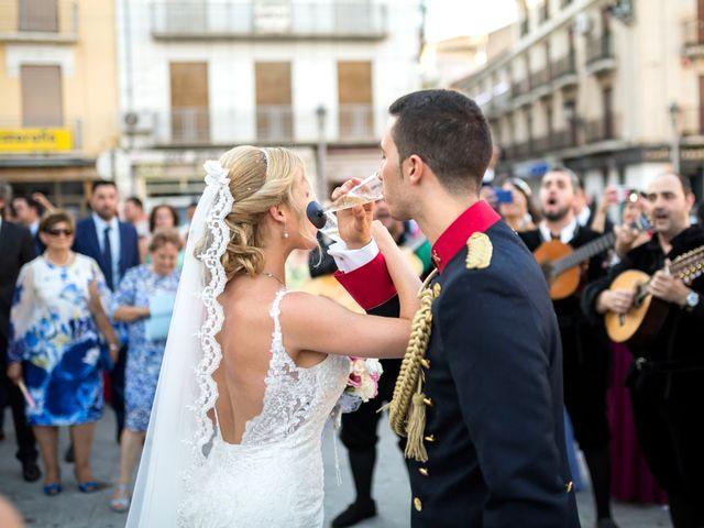La boda de Saúl y Encarni en Santafe, Granada 52