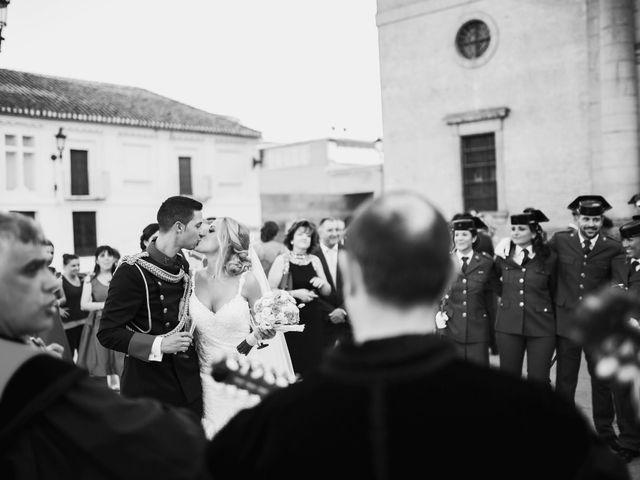 La boda de Saúl y Encarni en Santafe, Granada 53