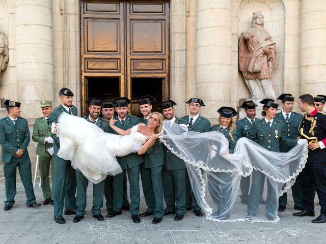 La boda de Saúl y Encarni en Santafe, Granada 56