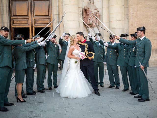La boda de Saúl y Encarni en Santafe, Granada 58
