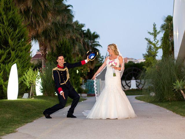 La boda de Saúl y Encarni en Santafe, Granada 59