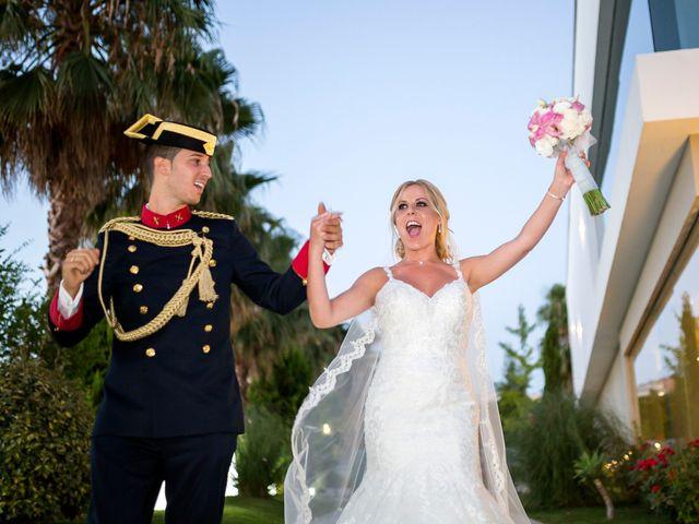 La boda de Saúl y Encarni en Santafe, Granada 60