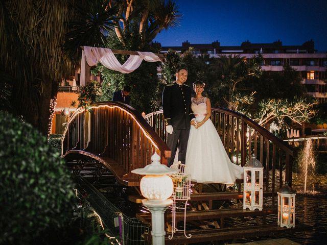 La boda de Jesus y Maria en Puerto De La Cruz, Santa Cruz de Tenerife 1