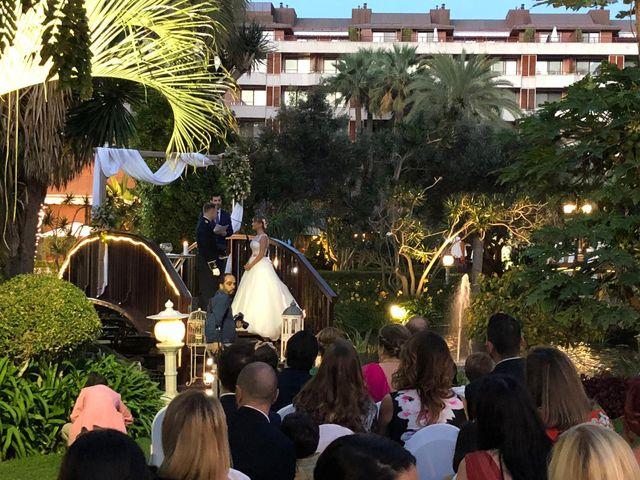 La boda de Jesus y Maria en Puerto De La Cruz, Santa Cruz de Tenerife 6