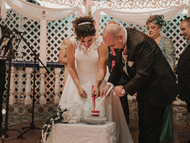 La boda de Rafa y Cyntrhia