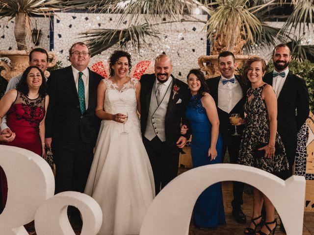 La boda de Cyntrhia y Rafa en Alfafar, Valencia 5
