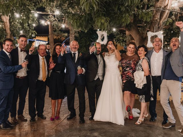 La boda de Cyntrhia y Rafa en Alfafar, Valencia 6