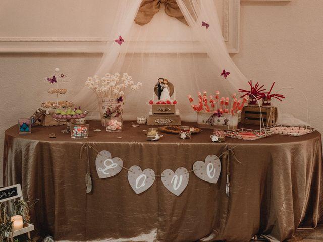 La boda de Cyntrhia y Rafa en Alfafar, Valencia 9