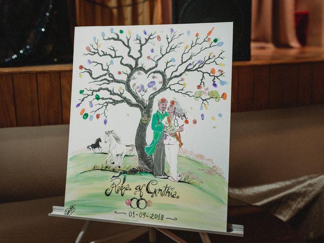 La boda de Cyntrhia y Rafa en Alfafar, Valencia 10