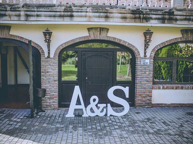 La boda de Soraya y Alejandro en Rivas-vaciamadrid, Madrid 47