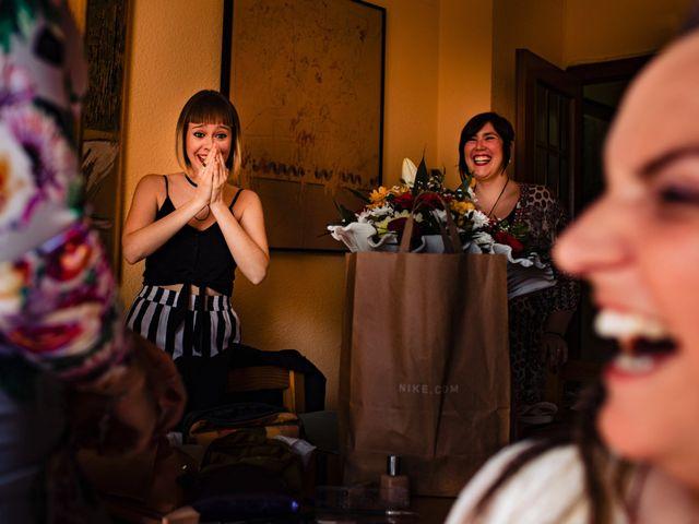 La boda de Marcial y Sara en L' Eliana, Valencia 9
