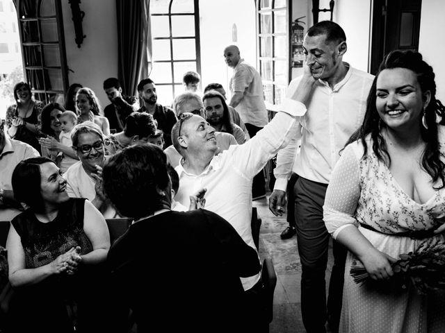 La boda de Marcial y Sara en L' Eliana, Valencia 11