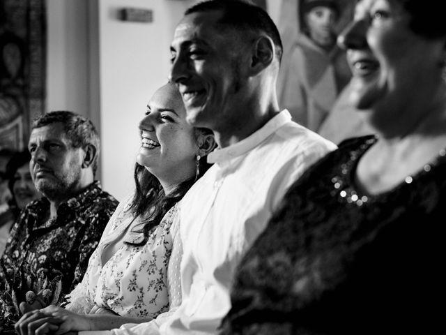 La boda de Marcial y Sara en L' Eliana, Valencia 12