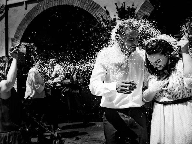 La boda de Marcial y Sara en L' Eliana, Valencia 1