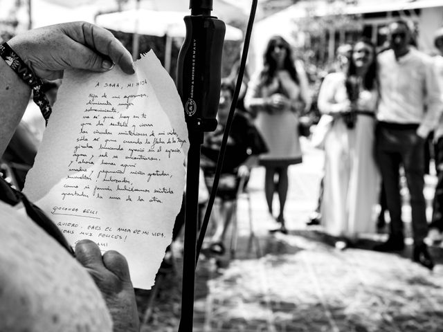 La boda de Marcial y Sara en L' Eliana, Valencia 14
