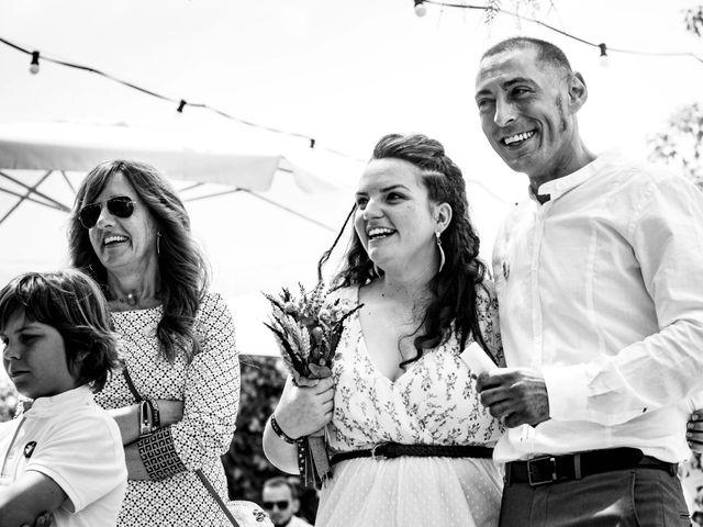 La boda de Marcial y Sara en L' Eliana, Valencia 16