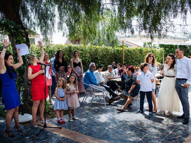 La boda de Marcial y Sara en L' Eliana, Valencia 17