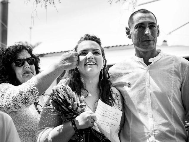 La boda de Marcial y Sara en L' Eliana, Valencia 18