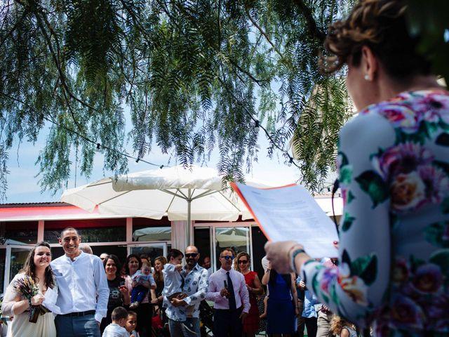 La boda de Marcial y Sara en L' Eliana, Valencia 19