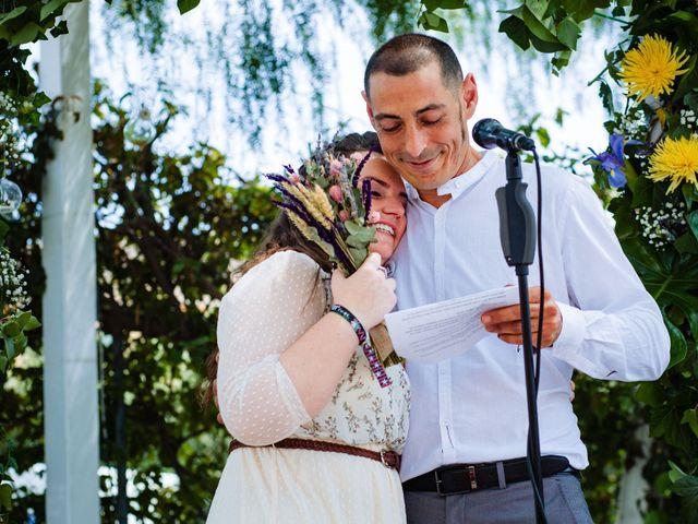 La boda de Marcial y Sara en L' Eliana, Valencia 21