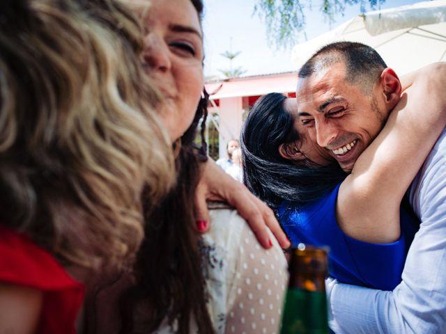 La boda de Marcial y Sara en L' Eliana, Valencia 23