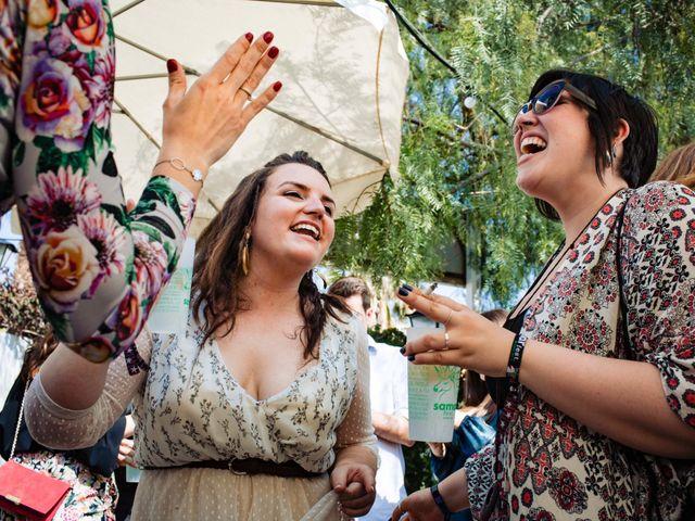 La boda de Marcial y Sara en L' Eliana, Valencia 26